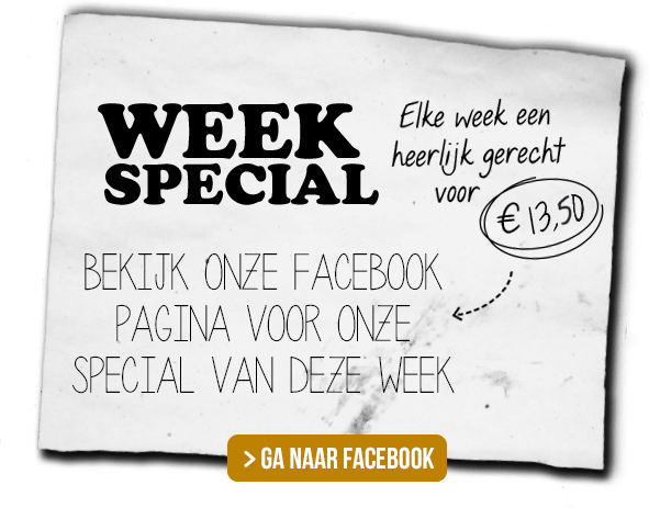 De Blizzard weekspecial